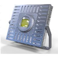 Flood Light 100 - 120W Square Fins