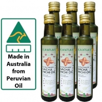 Extra Virgin Sacha Inchi Oil
