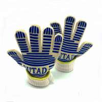 Customized Heat Resistant Barbecue Gloves
