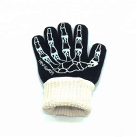 Protective Heated Bbq Gloves Set