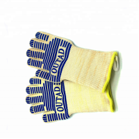 Grilling Heat Resistant Safety Gloves