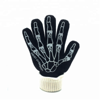 Heat Resistant Bbq Silicone Cooking Glove