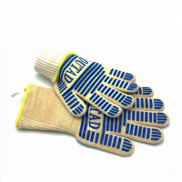 High Quality Bbq Heat Resistant Grill Gloves