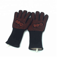 Food Grade Silicone Bbq Oven Gloves
