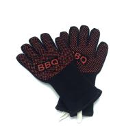 Heat Resistant Bbq High Temperature Gloves