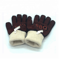 High Quality Silicone Industrial Oven Gloves