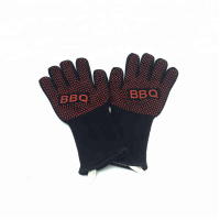 Heat Resistant Safety Hand Gloves