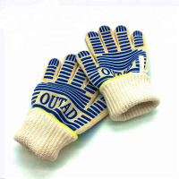 Barbecue Silicone Heat Resistant Gloves