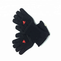 Protective Bbq Silicone Cooking Glove