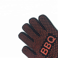 Oven Mitt Wholesale Bbq Grill Gloves