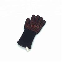 Heat Resistant Bbq Grill Gloves Set