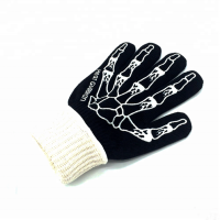 Heated Bbq Hand Gloves For Cooking