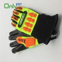 Super Grade Safety Mechanic Gloves