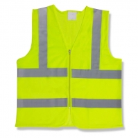 Reflective Safety Yellow Vest