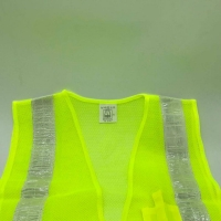 Normal Visibility Reflective Tape Safety Vest