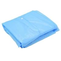 Waterproof Disposable PE Clear Raincoat