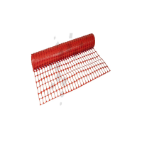 Plastic Safety Fence Net High Visibility
