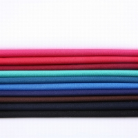 Customized Design Plain Dyed Polyester Fabric