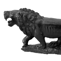Lion Springstone Sculpture
