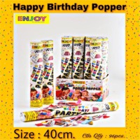 Happy Birthday Popper