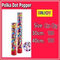 Polka Dot Popper
