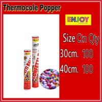 Thermocol Popper