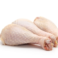 Halal Whole Chicken, Chicken Leg