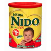 Red Cap Nestle Nido 1+ Milk Powder