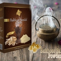 Sandal Bukhoor Powder
