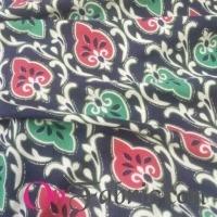 Poly Spandex Roma Print Knit