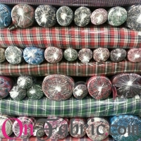 Cotton Yarn Dyed Check Woven