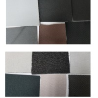 Stocklot Of PVC Leather Without Foam Back
