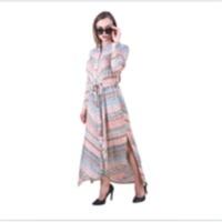 title='100% Model Printed Dress'
