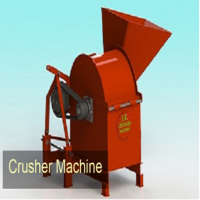 Biomass crusher 30 HP