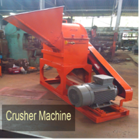Biomass crusher 50 HP