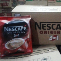 Nescafe 3 In 1 Coffee Mix
