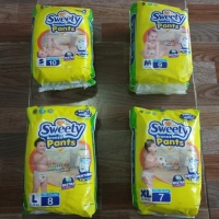 Sweety Fit Pants Baby Diaper