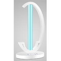 Sterilizing Table Lamp