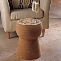 Champagne Stool
