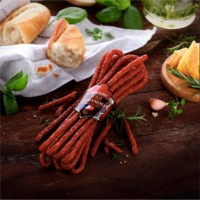 Thin Dried Sausages