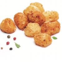 Frozen Spicy Chicken Popcorn