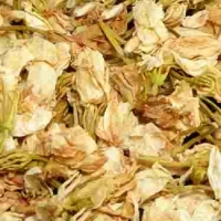 Dry Jasmine Flowers