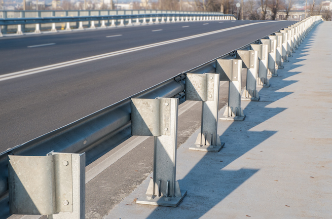 Steel Guardrails