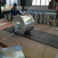 0.6MM Thickness GI Galvanized Steel Coil