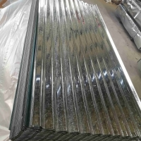 Building Material Galvanized Corrugated Sheets