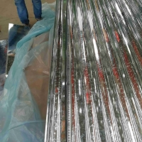 Corrugated Galvalume Roofing Sheets