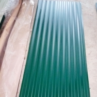 Ppcr Color Corrugated Roof Sheets