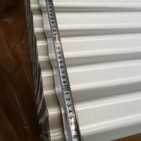 Z60 High Strength Galvanized Corrugated Sheet