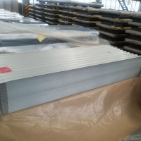 Galvanized Steel Coil Cold Rolled Corrugated