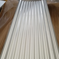 Zinc Coated Roofing Steel Corrugated Sheet